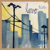 LUCERO All A Man Should Do Vinyl Record LP ATO 2015